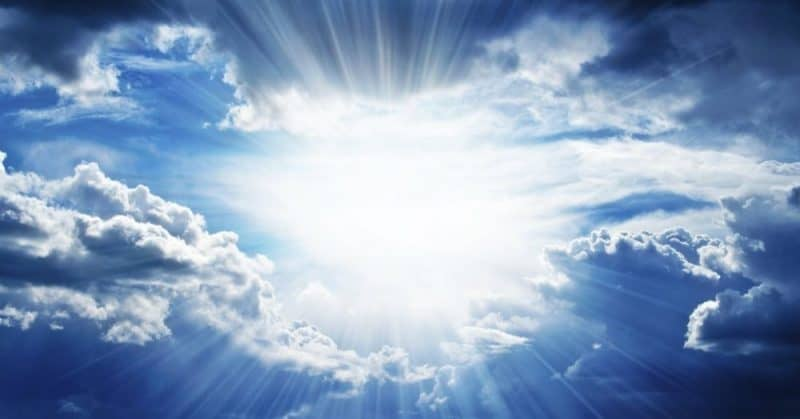 Child's Description Of Heaven During Near-Death Experience Specifically Mentions Book Deal