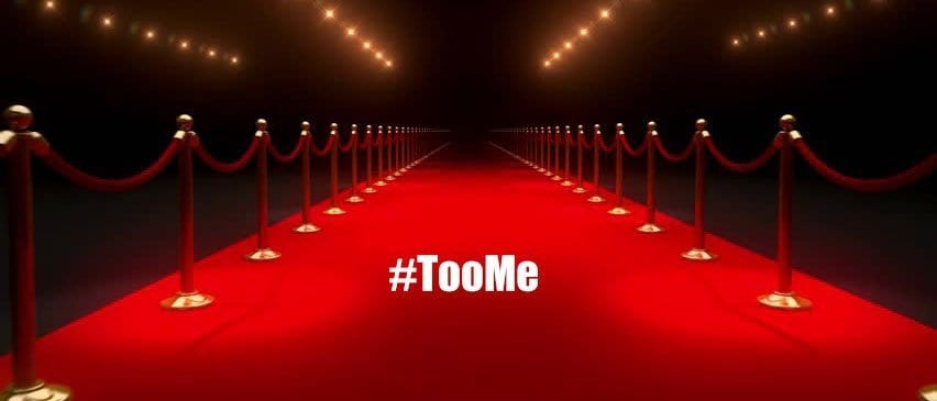 Red Carpet and MeToo