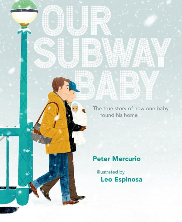 Our Subway Baby Book Cover